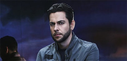 Zachary Levi au casting de la saison 2 de The Marvelous Mrs. Maisel
